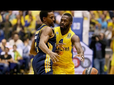 Highlights: Maccabi Electra Tel Aviv-ALBA Berlin