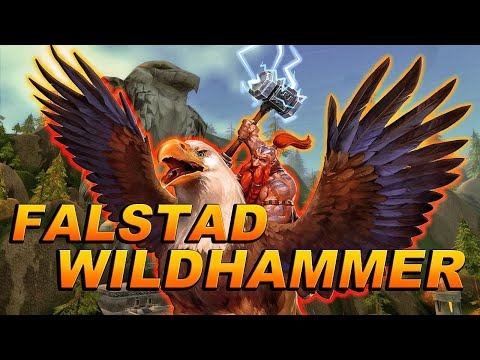 The Story of Falstad Wildhammer