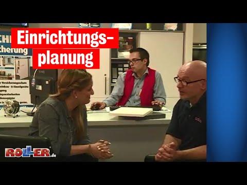 Einrichtungsplanung - Beratungsgespräch in der Küchenabteilung