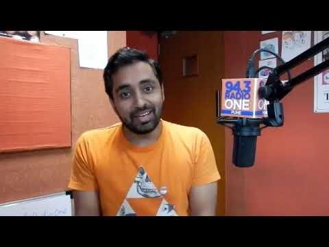 At 94.3 Radio One, Pune
