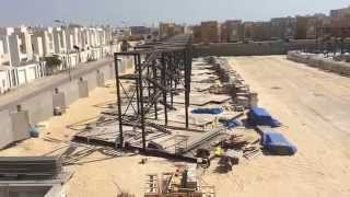 preview picture of video 'Alnawras Residential Compound Construction Site'