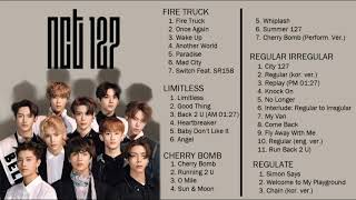 Gambar cover NCT 127 Full Song Completed ( 5 Albums, 34 Songs )