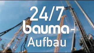 Bauma 2019 | Bauma Aufbau 247