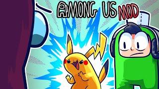 Pokemon Among Us Mod but we totally broke it...
