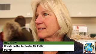 Update on the Rochester NY, Public Market