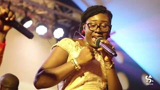 POWERFUL GHANA GOSPEL  HIGHLIFE SONG FROM SANDY ASARE 2019 SANBRA LIVE