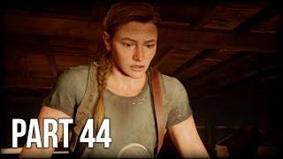 The Last of Us 2 - 100% Walkthrough Part 44 [PS4 Pro] – Chapter 10: Santa Barbara - 2425 Constance