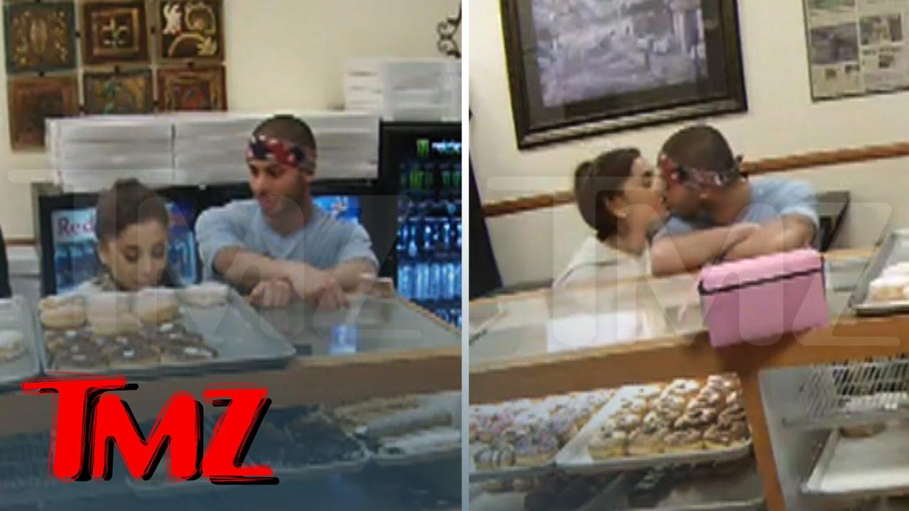 Ariana Grande — Tongues New Boyfriend & Donuts!!
