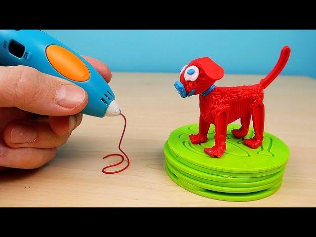 Дитяча 3D-Ручка 3Doodler Start - Мегакреатив