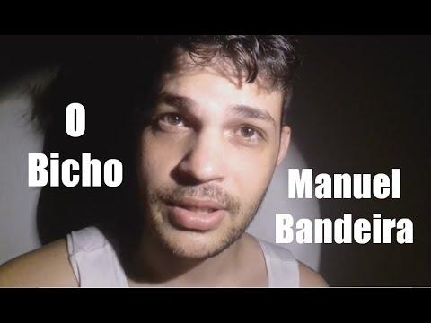 O Bicho - Manuel Bandeira | Poesia Na Penumbra