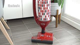 Sebo Felix Rosso ePower Vacuum Cleaner Demonstration & Review