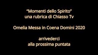 'Omelia Messa in Coena Domini 2020' episoode image