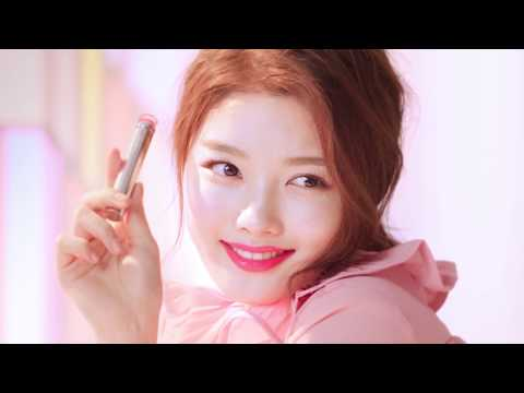 LANEIGE Stained Glasstick ft. Kim Yoo Jung - YouTube