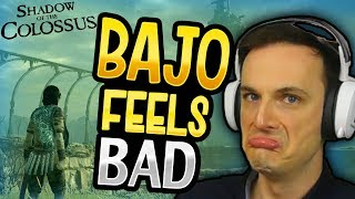 Bajo Feels Bad (Shadow of the Colossus Remastered)