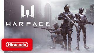 Warface - Launch Trailer - Nintendo Switch