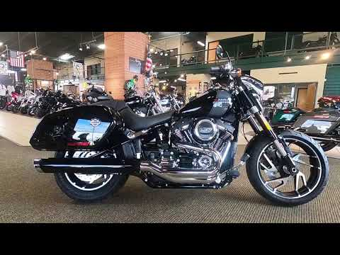 2021 Harley-Davidson Sport Glide FLSB