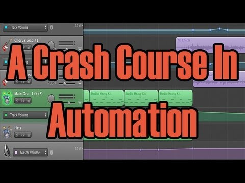 Garageband Tutorial For Beginners – Automation Crash Course