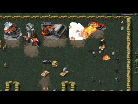 Command & Conquer: Remastered Gameplay Teaser
