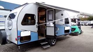 2018 1/2 R-pod 190 by Forestriver Travel Trailer Camping Trailer Tear Drop Trailers