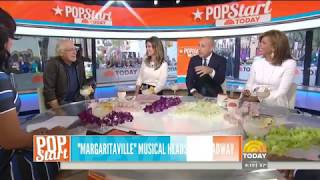 Jimmy Buffett on the Today Show