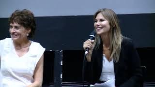 אילנה שושן מנחה פאנל ״אישה עובדת״