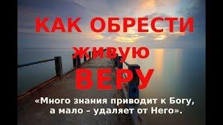 Вверь себя Господу во всех обстоятельствах жизни Н Е  Пестов Православие и молитва.