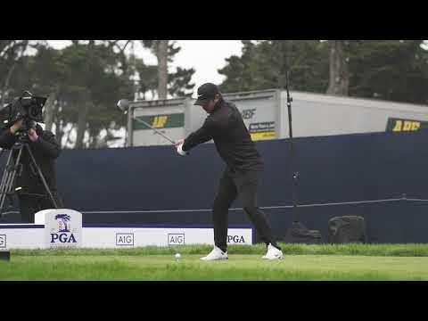Brooks Koepka Slow-Mo Swing at 2020 PGA Championship