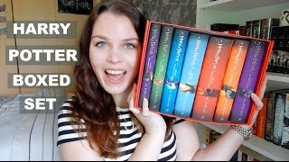 Harry Potter: The Complete Collection   Unboxing & First Impression