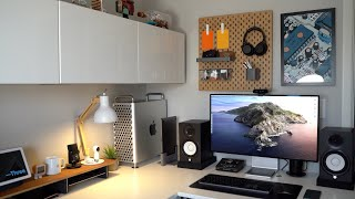 My Mac Desk Setup & Accessories (July 2020)
