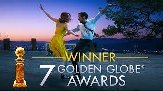 """Video La La Land (2016 Movie) Official TV Spot – """"Golden Globes"""""""