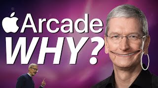 Apple Arcade: Why Pay for Free Games? - Inside Gaming Daily