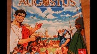 Test Augustus (Hurrican): Eine Rezension von Spiele-Podcast.de
