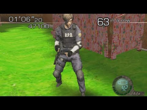 RE4 MOD - Leon S  Kennedy R P D  (RE2 Remake) [Download Available