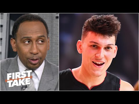 'Tyler Herro is a baller!' – Stephen A. reacts to the Heat's Game 4 win vs. the Celtics | First Take