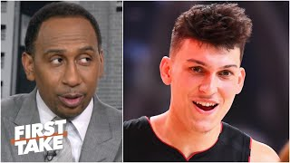 'Tyler Herro is a baller!' - Stephen A. reacts to the Heat's Game 4 win vs. the Celtics | First Take