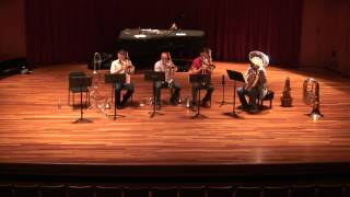 Low Brass Excerpts from Bartok's Miraculous Mandarin