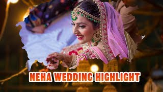 Neha & Diyanshu Indian Wedding Highlight 2019   Wedding Photographer & Videographer Delhi