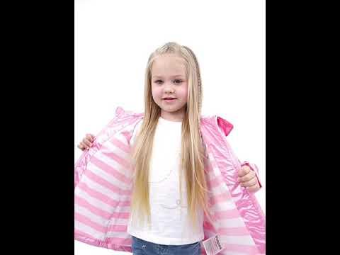 Куртка для девочки 1075SA21 Vulpes