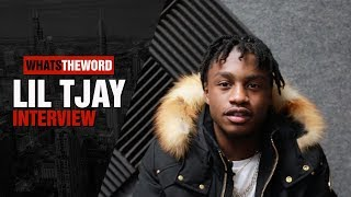 "LIL TJAY On False  ""BEEF"" With ABoogie Wit Da Hoodie, ""XXL Cover Not A Big Deal To Me"""