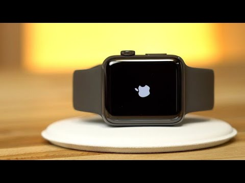 Unboxing the Series 3 Apple Watch!