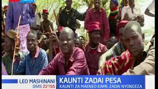 Wafanyibiashara wakabiliana na polisi - 12/07/2018 - Leo Mashinani Part 2