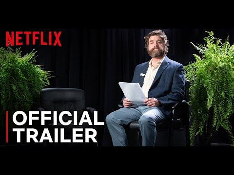 Between Two Ferns: The Movie Trailer Starring Zach Galifianakis