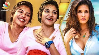 Do I look like Sunny Leone ? | Indhuja Interview | Mercury Movie | Prabhu Deva