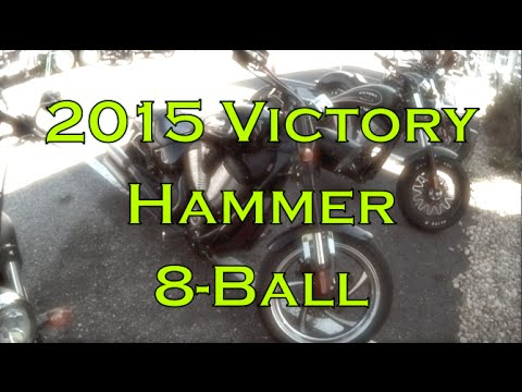 2015 Victory Hammer 8-Ball