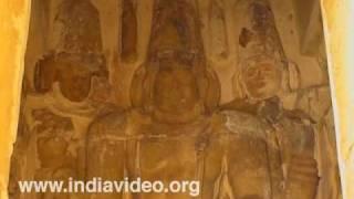 Kailashanathar Temple architecture, Kanchipuram