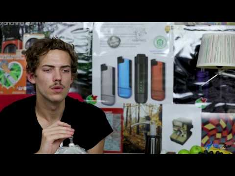 Arizer Extreme Q Desktop Vaporizer Review by Matt