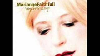 Marianne Faithful   For wanting you