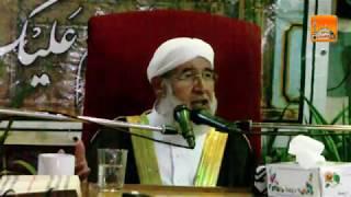 فضيلة الشيخ فتحي الصافي ـ جامع النقشبندي ـ الإثنين 30 / 7 / 2018 .