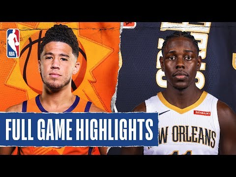 SUNS at PELICANS | FULL GAME HIGHLIGHTS | December 5, 2019