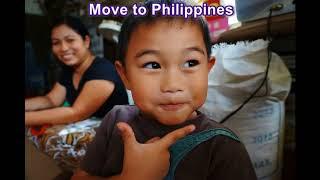 Move to philippines